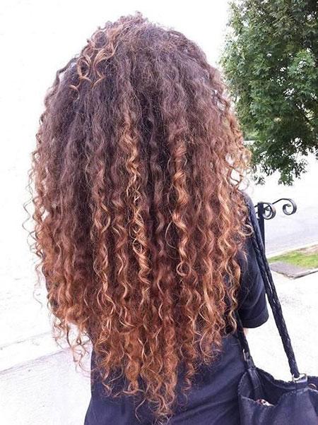 Curly Hair Curls Big