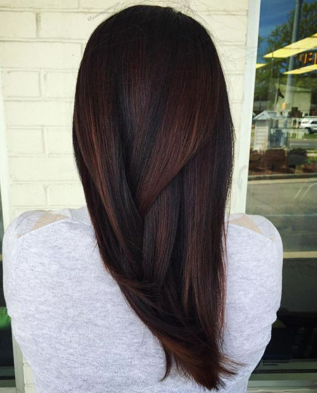 Brown Hair Chocolate Dark