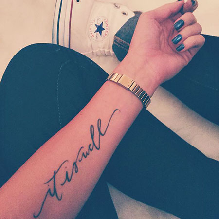 Tattoo Tattoos Forearm Daughter