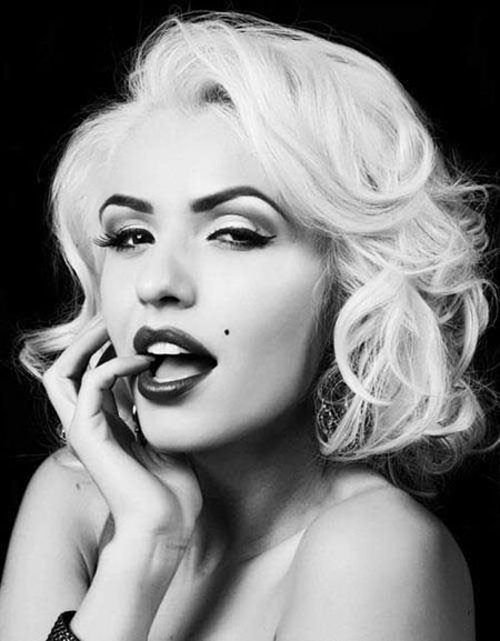 Monroe Marilyn Short Vintage