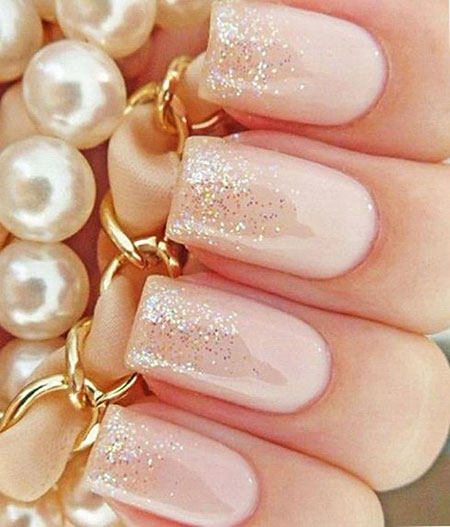 Nail Nails Wedding Manicure
