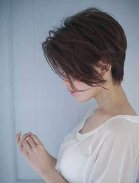 Short Hair Pixie Cute