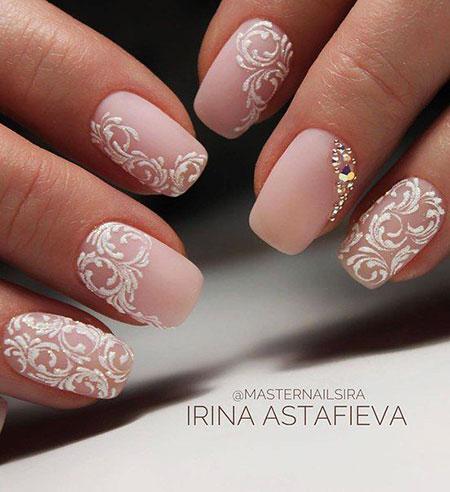 Nail Nails Bridal Designs