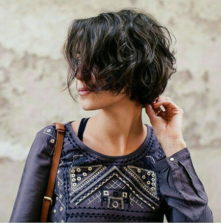 Hair Short Curly Cuts