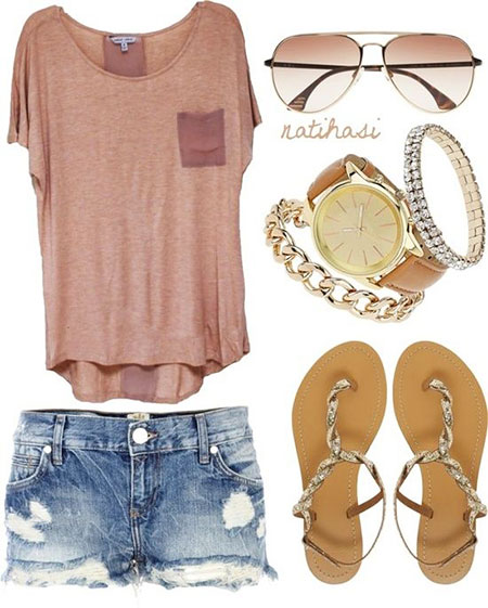 Summer Outfits Casual Fashion