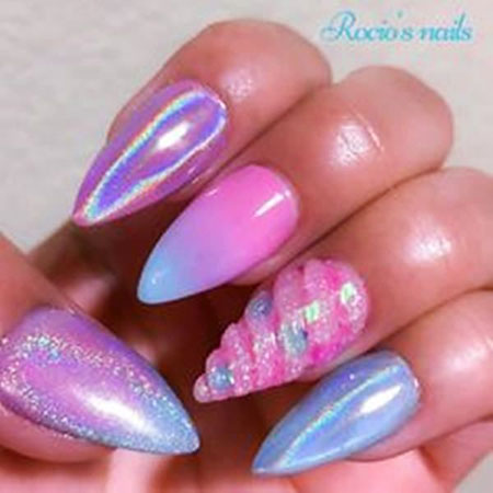 Nails Nail Acrylic Most