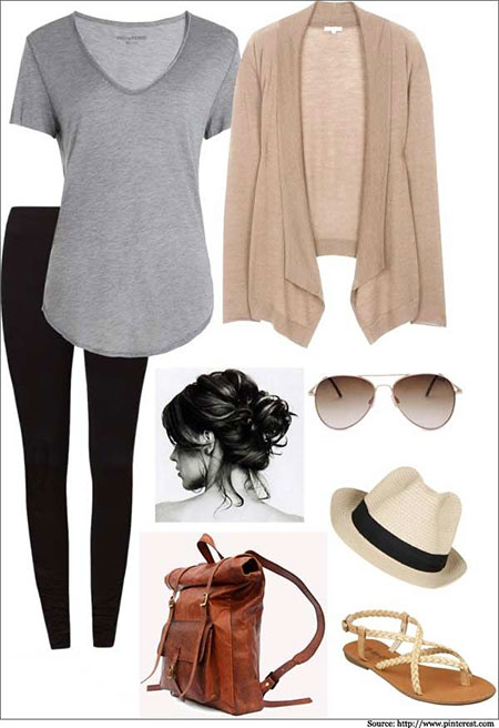 Outfits Winter Fall Summer