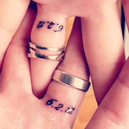 Tattoos Wedding Ring Date