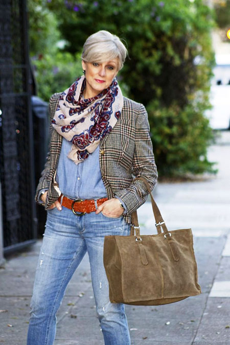 Fashion Over 50 Women