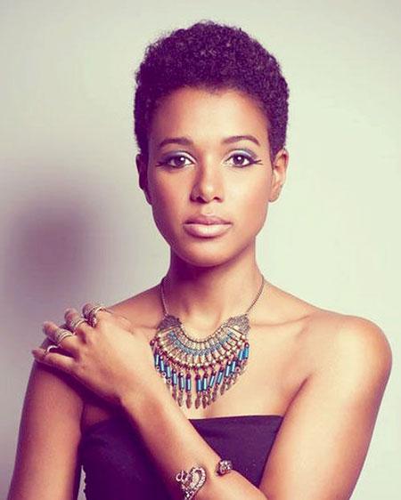 Hair Black Women Short