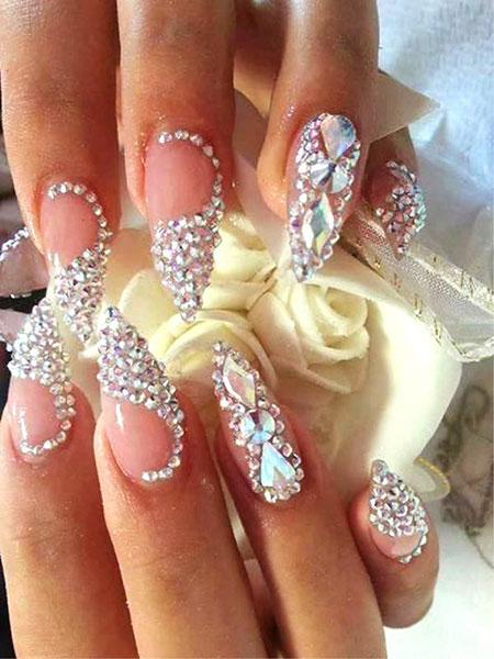 Nails Stiletto Nail Acrylic