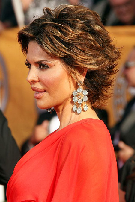 Hair Lisa Rinna Hairtyles