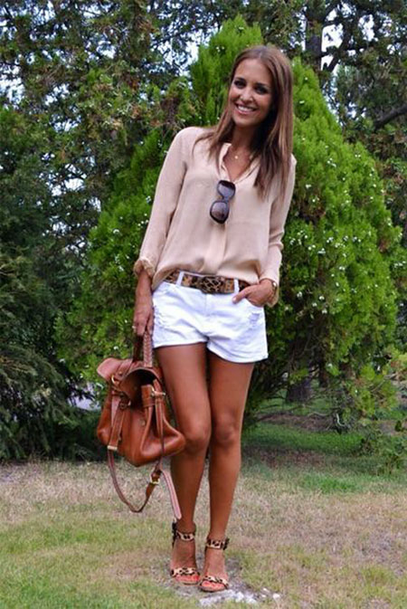 Summer Outfits White Love