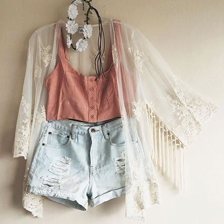 Summer Fashion Teen Outfits