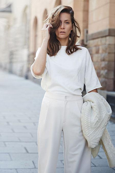 Fashion Day All White