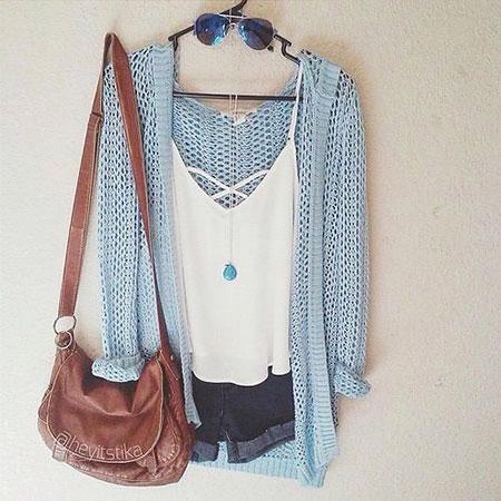 Summer Cute Fashion Cardigan