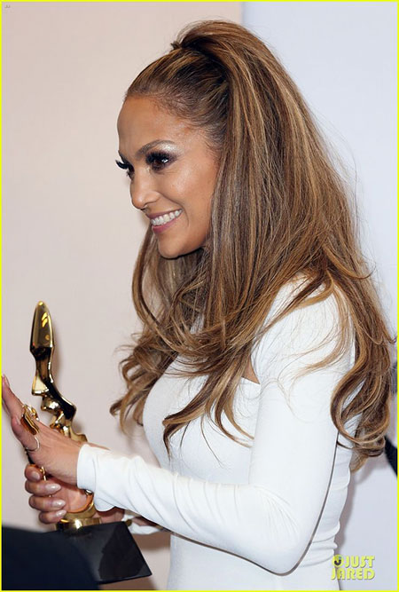 Hair Jennifer Lopez Color