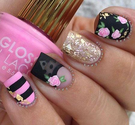 Nail Nails Pink Designs