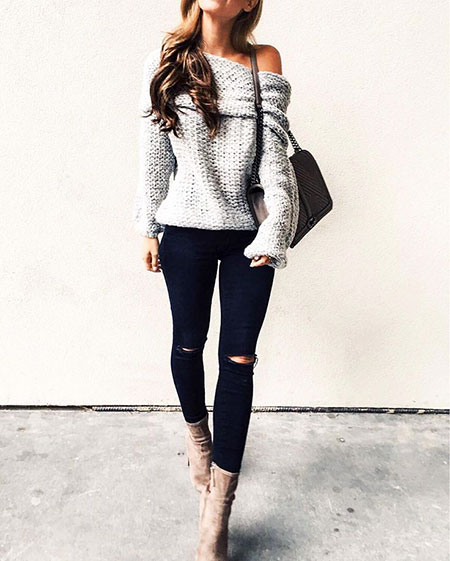 Fashion Jeans Winter Skinny