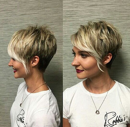 Pixie Short Trends Choppy