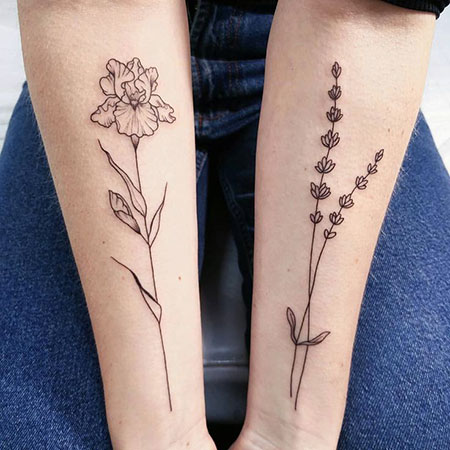 Tattoo Tattoos Forearm Feminine