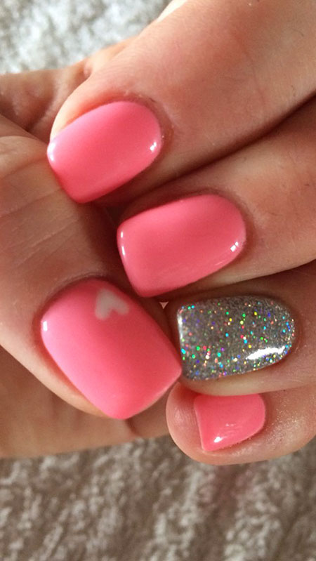 Pink Nail Nails Great