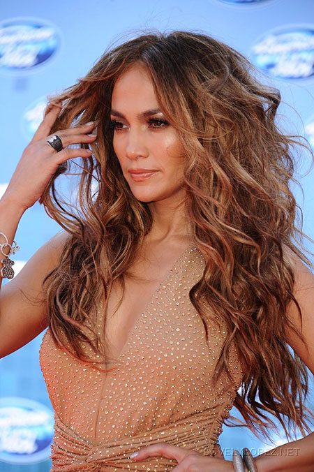 Hair Jennifer Jennifer Lopez