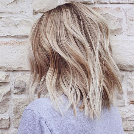 Length Bronde Blonde Haircuts