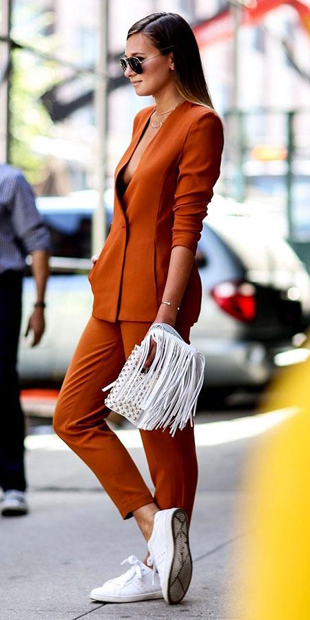 Street Fashion Style Fringe