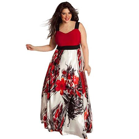 Maxi Plus Cute Dress