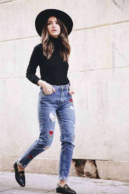 Jeans Casual Smart Style