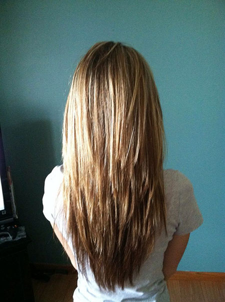 Hair Long Layers Trendy
