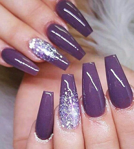 17-Purple-Nail-Art-Designs-593 - 17-Purple-Nail-Art-Designs-593 - Styles 2018