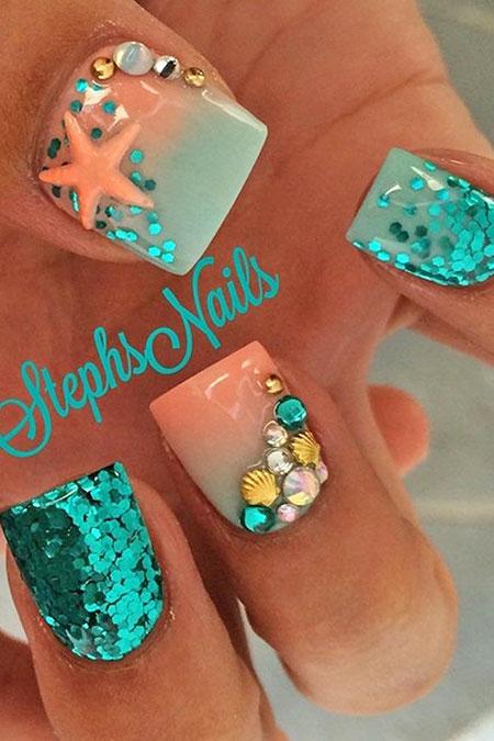 Summer Nail Nails 2017