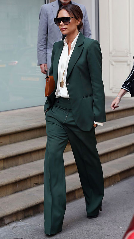 Fashion Victoria Beckham Suits