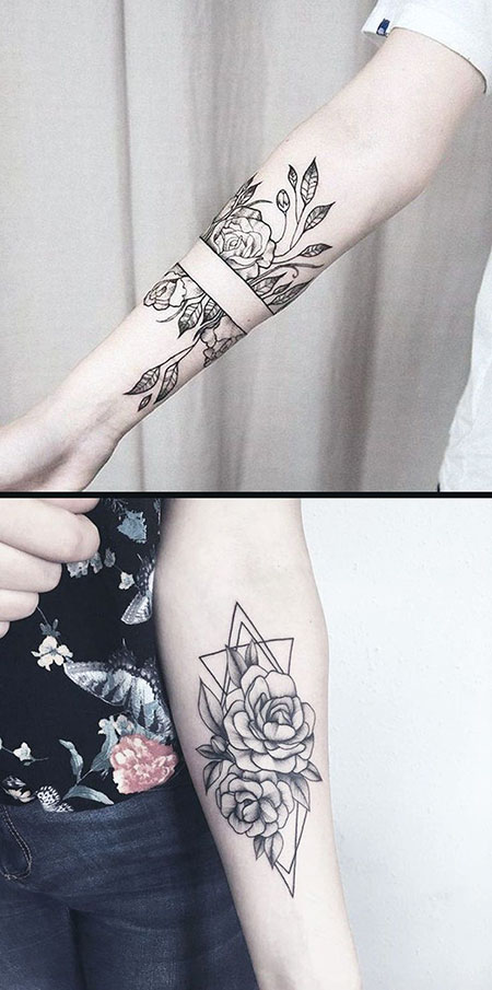 Forearm Tattoo Tattoos Women