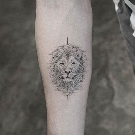 20 Lion Tattoo Ideas For Women