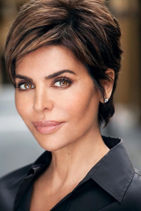 Hair Short Lisa Rinna