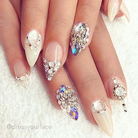 Nails Nail Wedding Beautiful