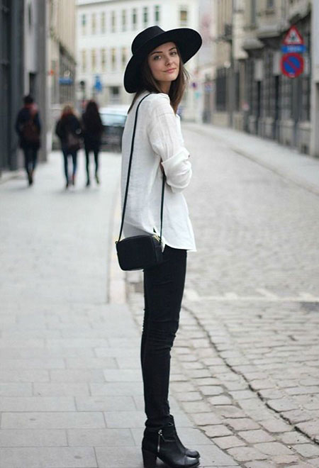 Street Style Outfits Stil