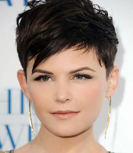 Pixie Hair Short Faces