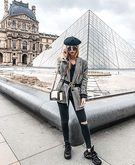Style Black Inspiration Instagram