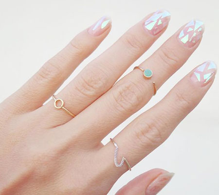 Nails Trend Style Awesome