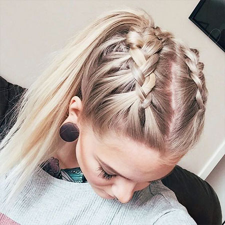 Hair Braids Hairtyles Spring