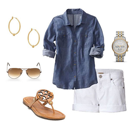 Outfits Summer Fashion Spring
