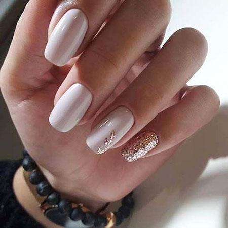 Classy Square Nail Art, Nail Nails Manicure Designs
