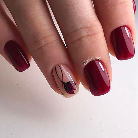 Nail Simple Designs Art