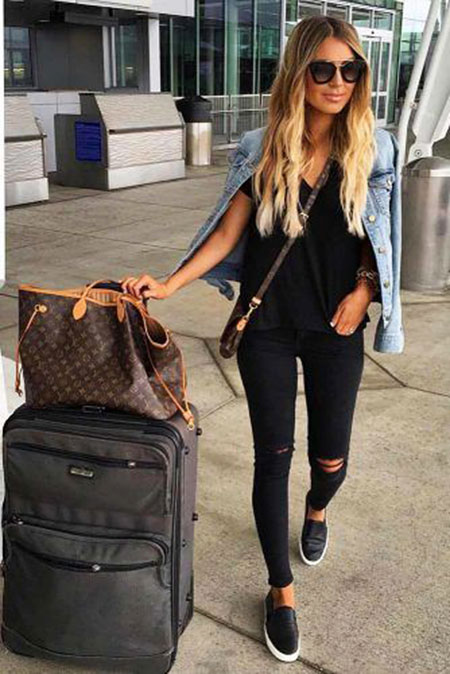 Style Outfits 30 Travel