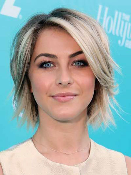 Hair Short Bob Textured