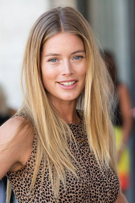 Hair Doutzen Kroes Jennifer